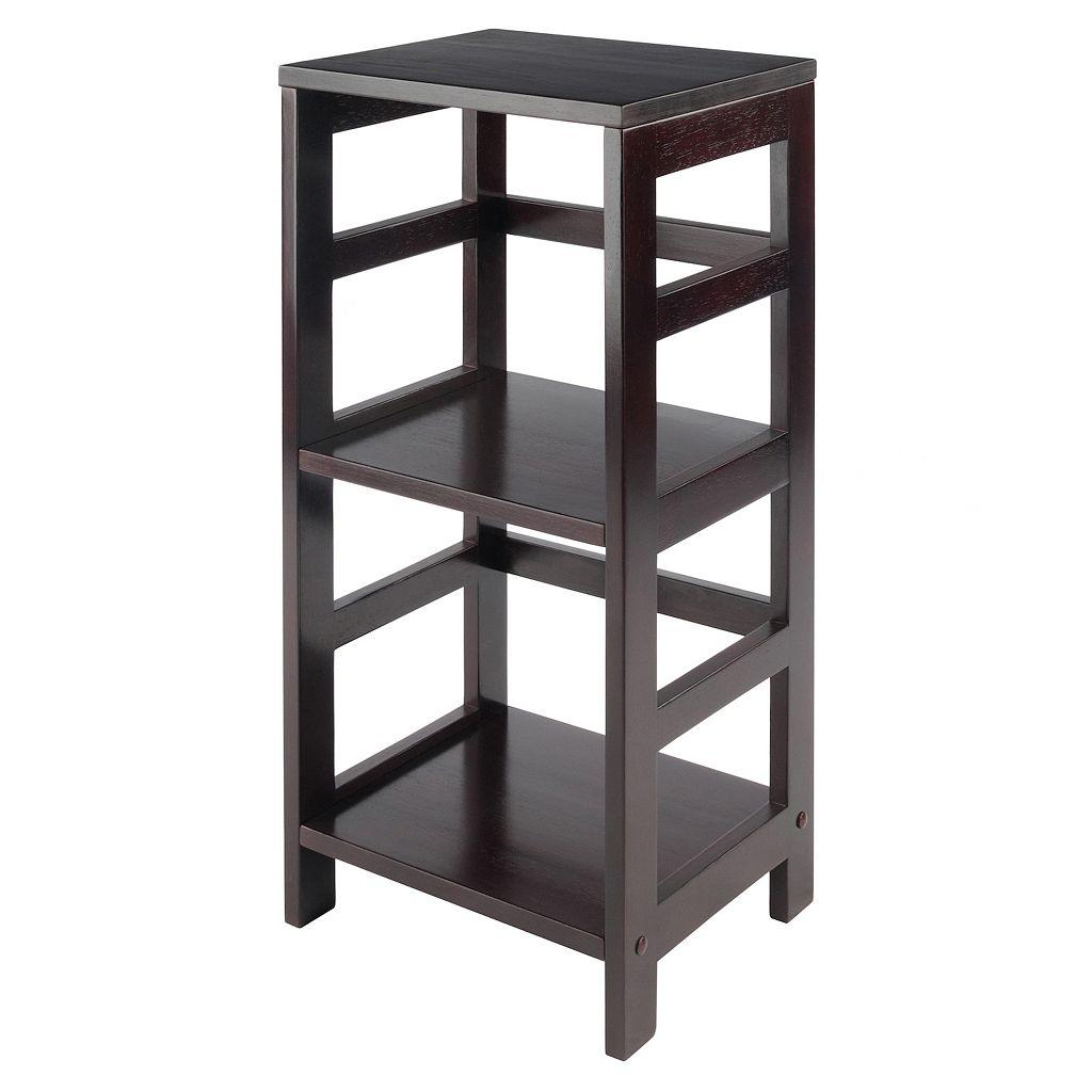 Winsome Leo Slim 2-Tier Storage Shelf