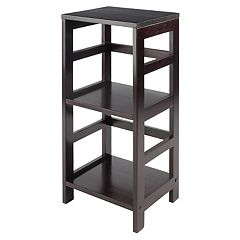 Winsome Leo Slim 2 tier Storage Shelf