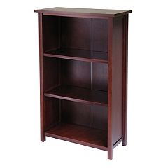 Winsome Milan 7-pc. Tall Shelf Set