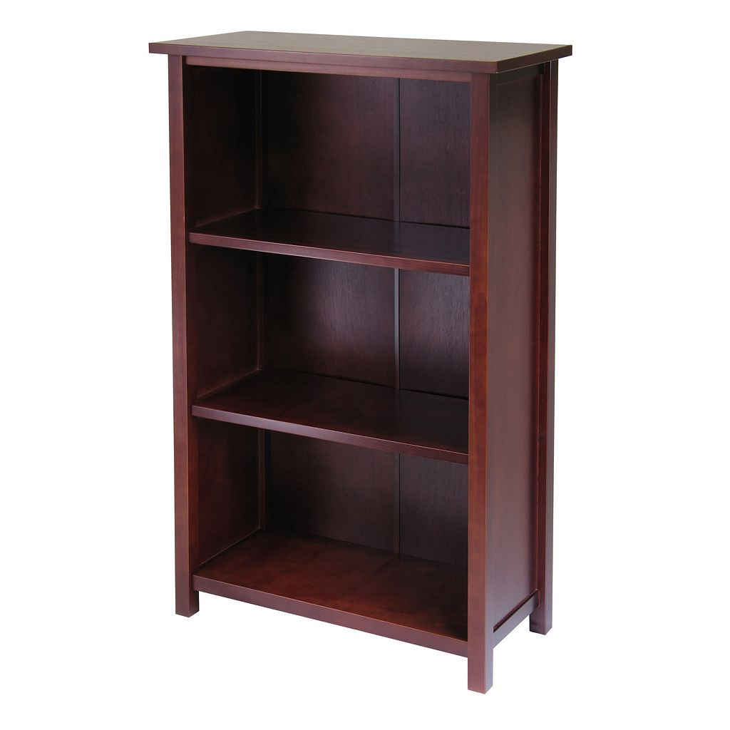 Winsome Milan 4-Tier Bookcase