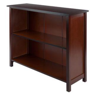 Winsome Milan Medium 3-Tier Bookcase