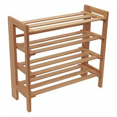 Winsome 4 tier Shoe Rack