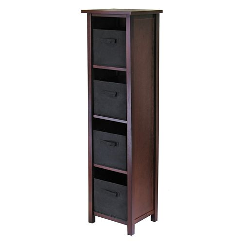 Winsome Verona 4-Tier Storage Shelf