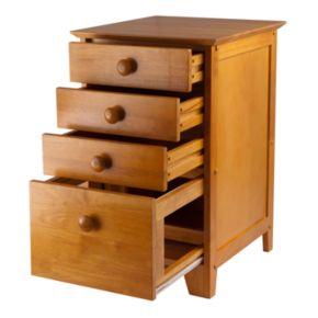 Winsome Studio Filing Cabinet