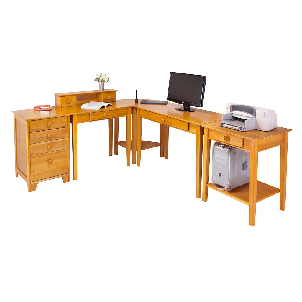 Winsome Studio 5-pc. Home Office Set
