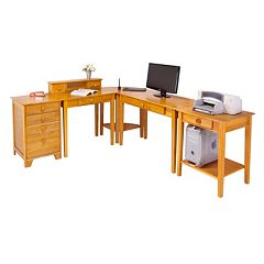 Winsome Studio 5-pc. Home Office Set by