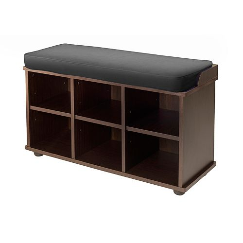 Winsome Townsend Storage Bench