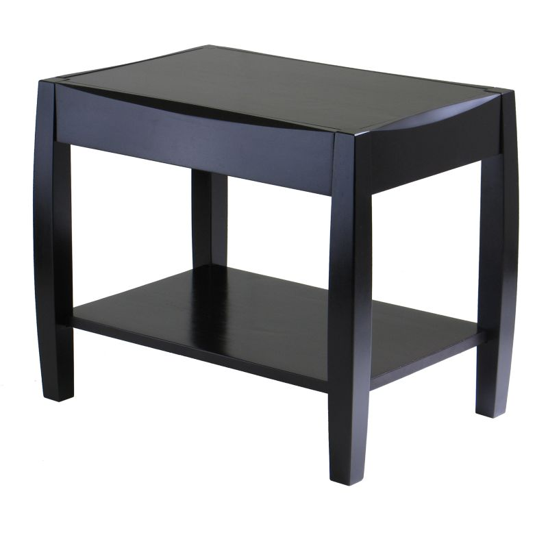 Winsome Cleo End Table, Brown