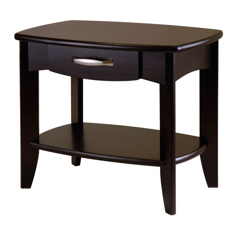 Winsome Danica End Table, Brown