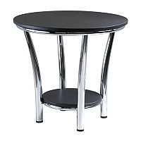 Winsome Maya Round End Table