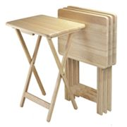 Winsome 4-Pc. TV Table Set