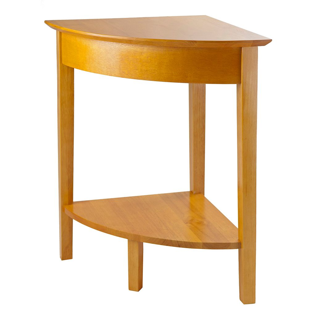 Winsome Studio Corner Table
