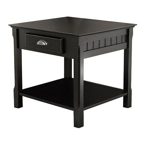 Winsome Timber End Table