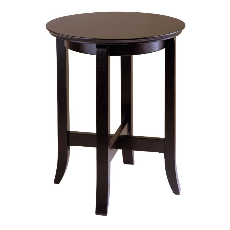 Winsome Toby End Table, Brown