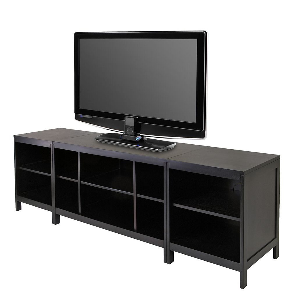 Winsome Hailey 3-pc. Modular Media Center