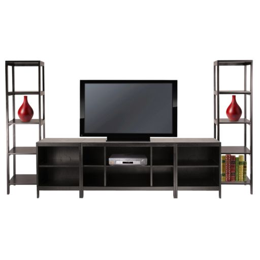 Winsome Hailey 5-pc. Entertainment Center