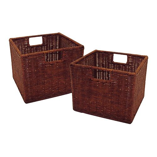 Winsome 2-pk. Leo Basket Set