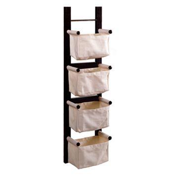 Winsome Storage & Magazine Rack