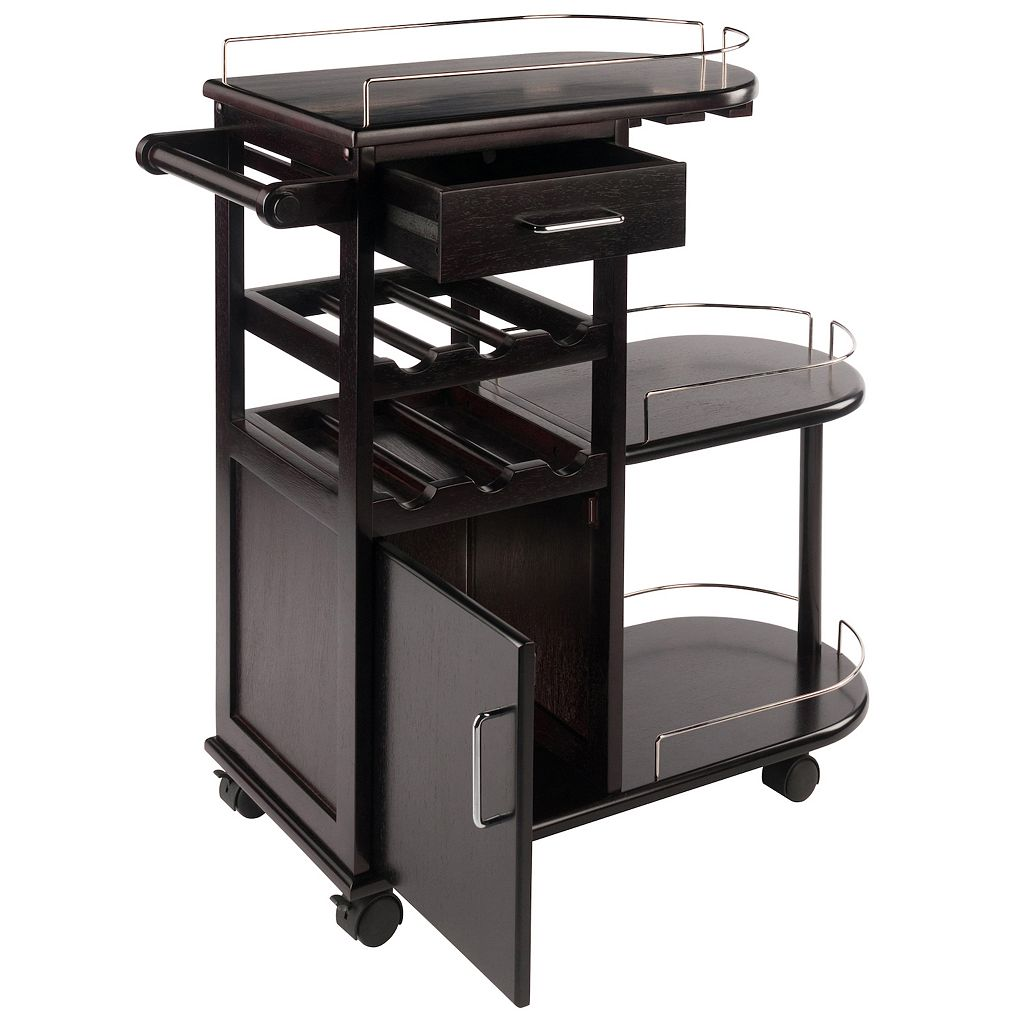 Winsome Entertainment Cart