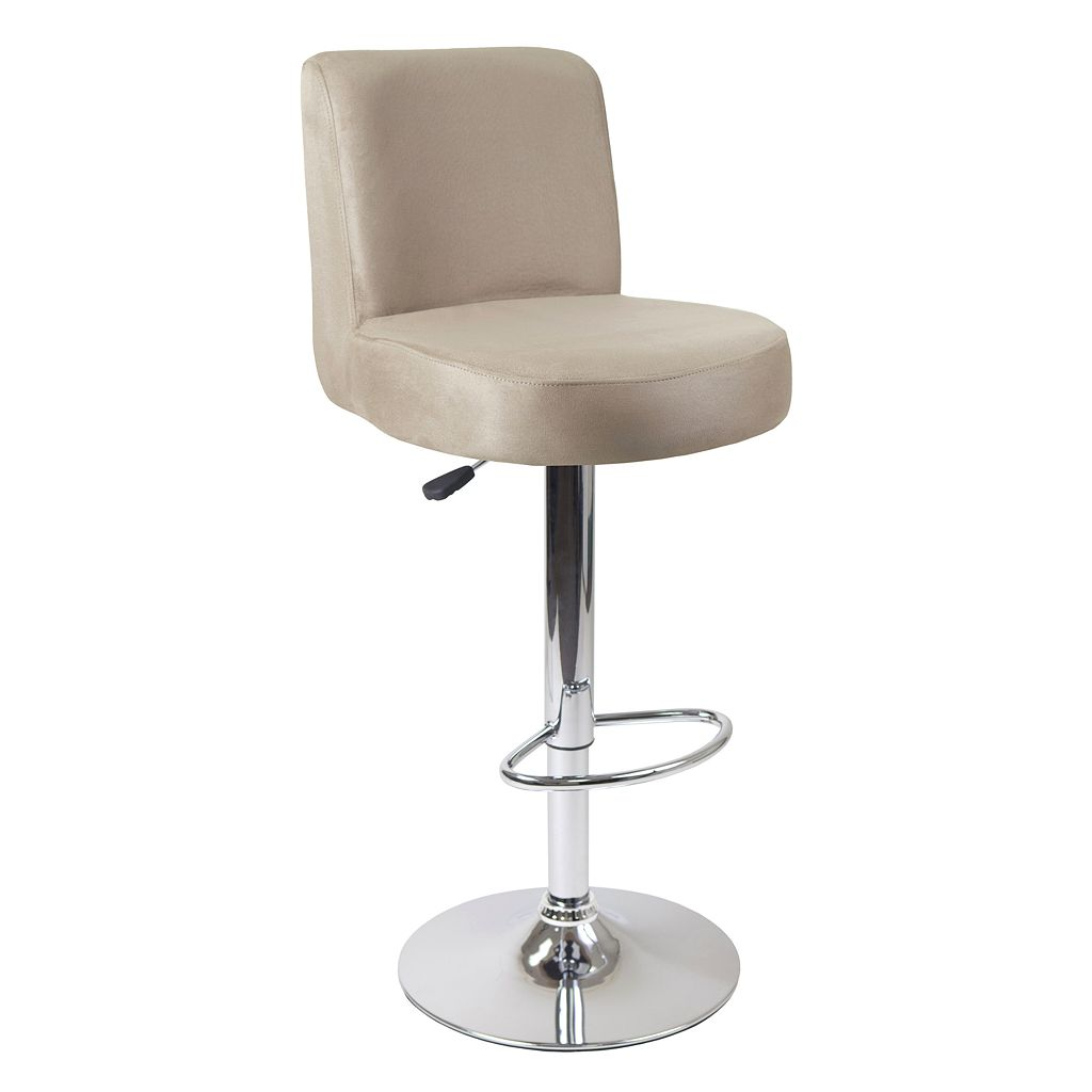 Winsome Jayden Airlift Bar Stool