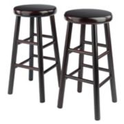 Winsome 2-pc. Kitchen Stool Set