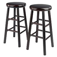 Winsome 2 pc Kitchen Stool Set