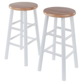 Winsome 2-pc. Stool Set