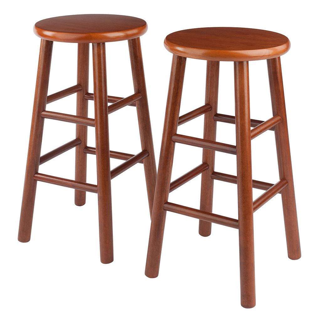 Winsome 2-pc. Bar Stool Set