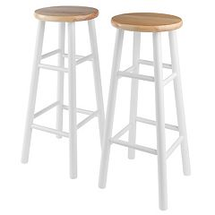 Winsome 2 pc Stool Set