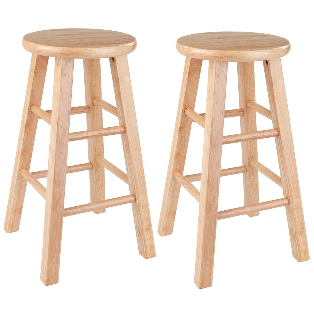 Winsome 2-pc. Counter Stool Set