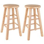Winsome 2 pc Counter Stool Set