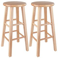 Winsome 2 pc Bar Stool Set