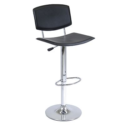 Winsome Spectrum Airlift Bar Stool