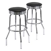 Winsome 2-pc. Summit Bar Stool Set