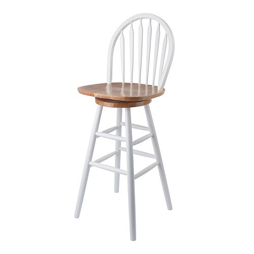 Winsome Windsor Swivel Stool