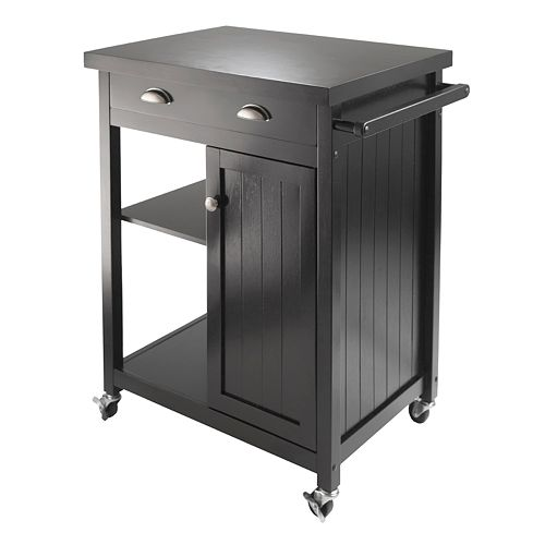 Winsome Timber Kitchen Cart