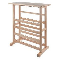 Winsome 24-Bottle Wine Rack