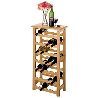 Winsome 28-Bottle Wine Rack