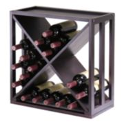 Winsome Kingston X-Cube 24-Bottle Wine Rack