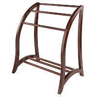 Winsome Curved Quilt Rack