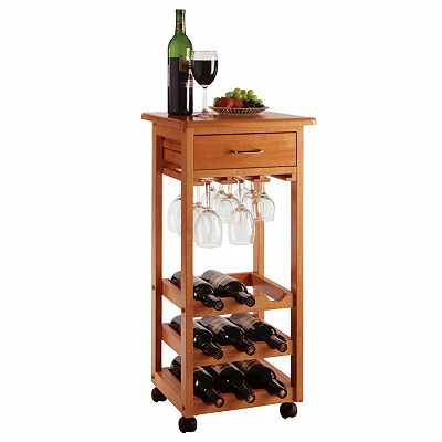 Winsome Wine Cart