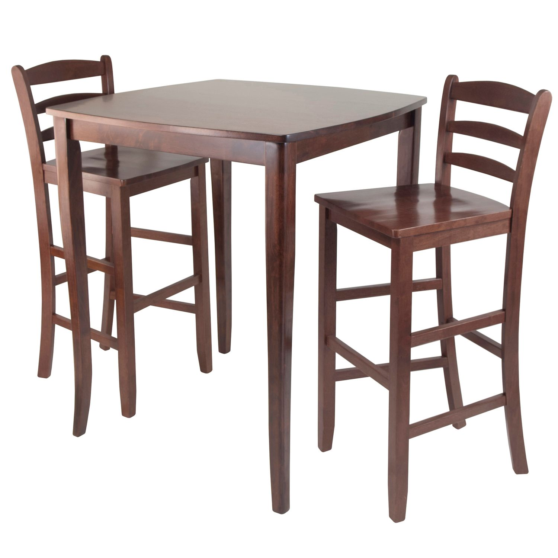 Winsome Inglewood 3-pc. Pub Dining Table Set  sc 1 st  Kohlu0027s & Dining Table Sets Dining Room Furniture | Kohlu0027s