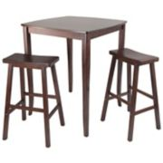 Winsome Inglewood 3-pc. Pub Dining Table Set