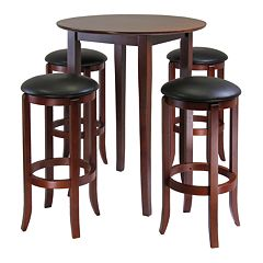 Winsome Fiona 5-pc. Round Table Set