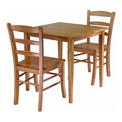 Winsome Groveland 3 pc Dining Set
