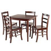 Winsome Groveland 5 pc Dining Set
