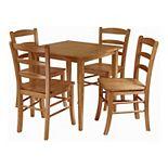 Winsome Groveland 5-pc. Dining Set