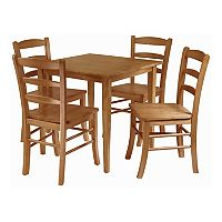 Winsome Groveland 5 pc Dining Set