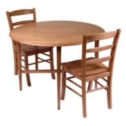 Winsome Hannah 3-pc. Dining Set