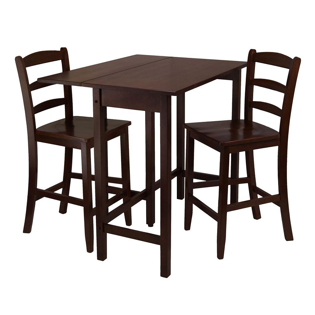 Winsome Lynnwood 3-pc. Dining Set